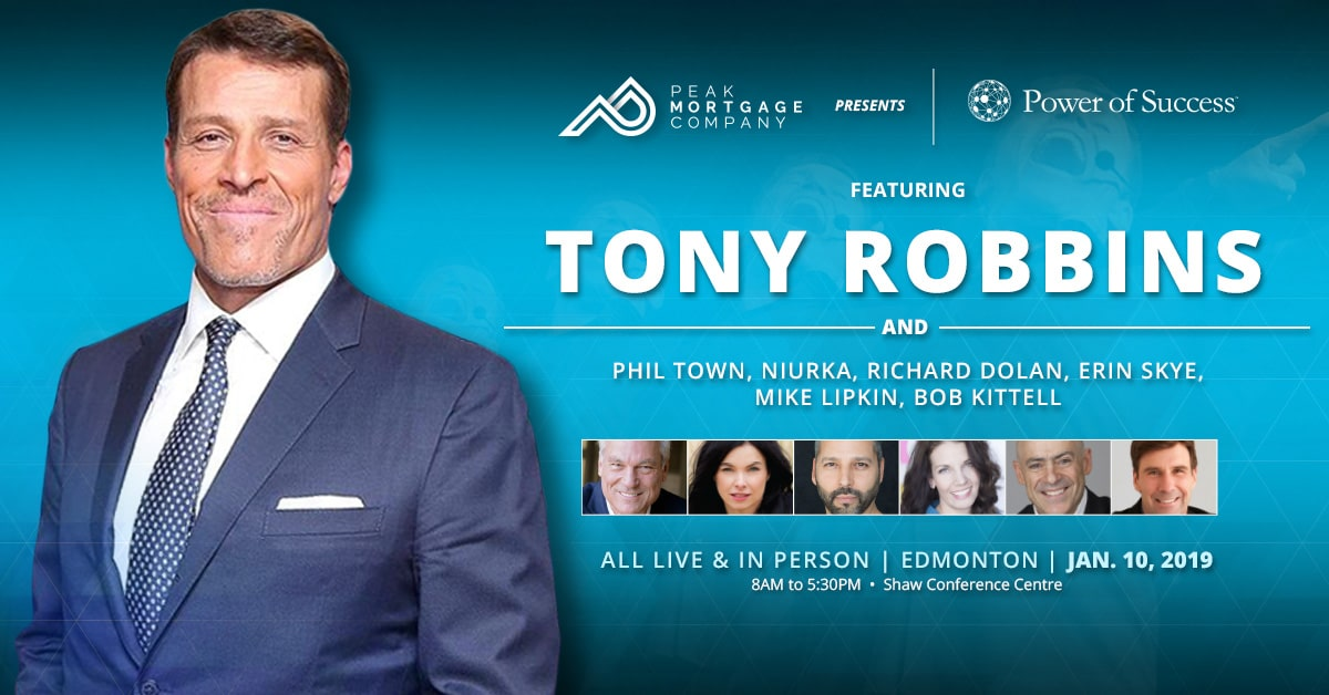 A Personal Review - Power of Success Seminar Featuring Tony